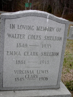 Walter Coles Shelton