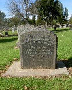 Adeline L. <i>Bacon</i> Adams