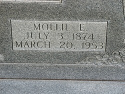 Mollie Ermine <i>Brockman</i> Harmon