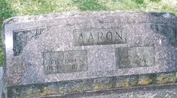 Mary Francis <i>Camden</i> Aaron