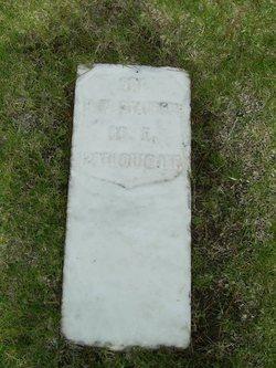 Sgt Henry W Stauffer