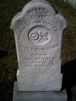 John W Bumgarner