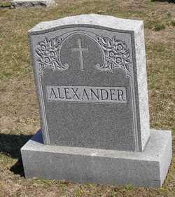 Nelson A. Alexander