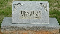 Tina <i>Strode</i> Biles