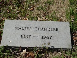 Walter Clift Chandler