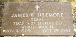James Raburn Sizemore