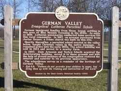 German Valley Cemetery