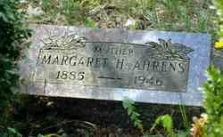 Margaret H <i>Sylvester</i> Ahrens