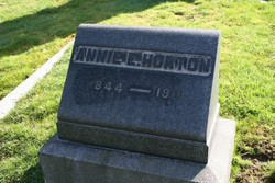 Annie E. Horton