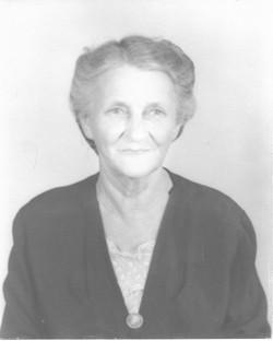 Esther Alida <i>Beadle</i> Angeron