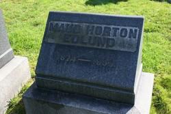 Maud <i>Horton</i> Edlund