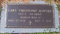 Carl Theodore Moyers