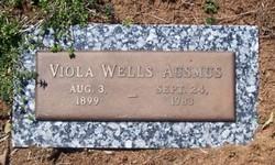 Viola <i>Wells</i> Ausmus