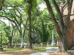 Grace Episcopal Church Cemetery
