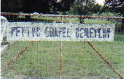 Pettys Chapel Cemetery