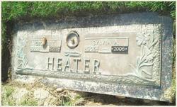George Thomas Peck Heater