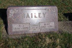 Artie Mae <i>Christy</i> Bailey