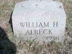 William H Albeck