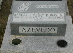 Doris M Azevedo