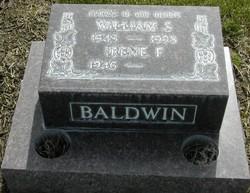 Irene F Baldwin