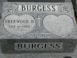 Sherwood D Burgess