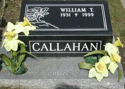 William T Callahan