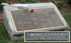 Michael E O'Connor