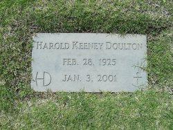 Harold Keeney Doulton