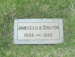James Leslie Les Doulton
