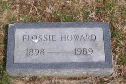 Flossie Howard