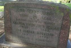 John Tenny Jordan