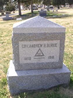 Andrew Horace Burke
