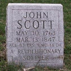 John Wilson Scott, I