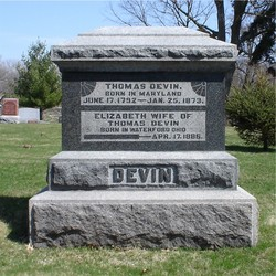 Thomas Devin