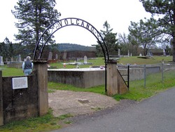 Volcano Protestant Cemetery