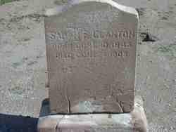 Sarah Ermina <i>Keeler</i> Clanton