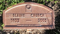 Blaine Church