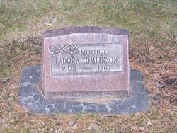 LaDora Augusta <i>Stenner</i> Tomlinson