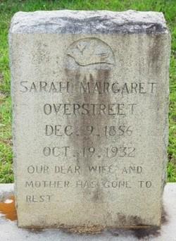 Sarah Margaret Overstreet