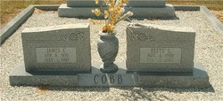 Betty L <i>Luke</i> Cobb