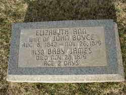 Elizabeth Ann <i>Keate</i> Boyce