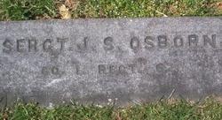 Sgt Isaac Sylvester Osborn, Sr
