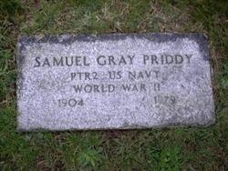 Samuel Gray Priddy