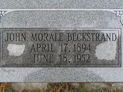 John Morale Beckstrand