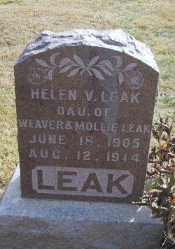 Helen V Leak