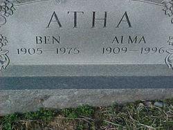 Alma <i>Sturgeon</i> Atha