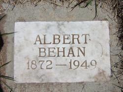 Albert Price Behan