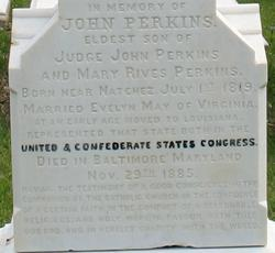 John Perkins, Jr