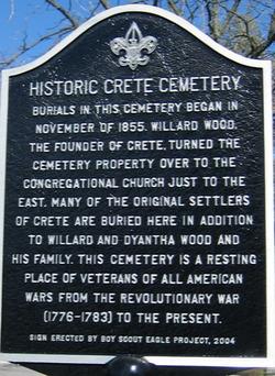 Crete Cemetery