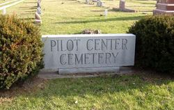 Pilot Center Cemetery